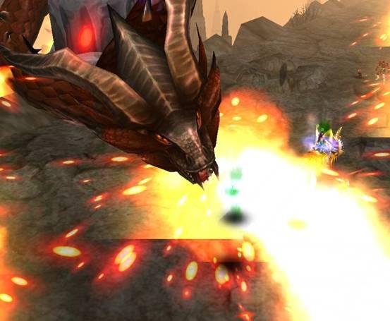 Talisman online game size