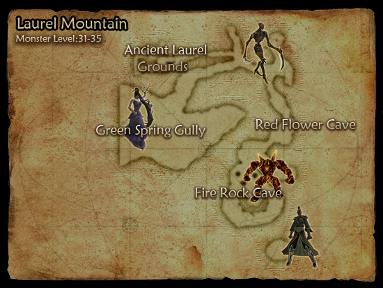 Talisman Online - Maps and Monsters